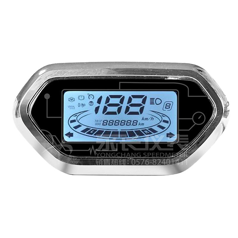 Features And Advantages Of Electric Vehicle Speedometer