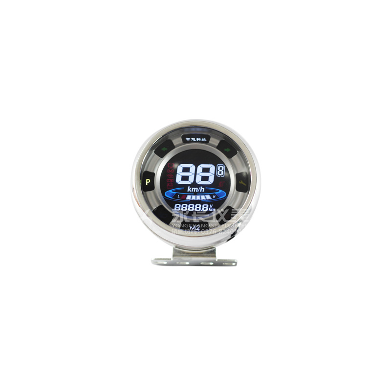 VA Wide Viewing Speedometer