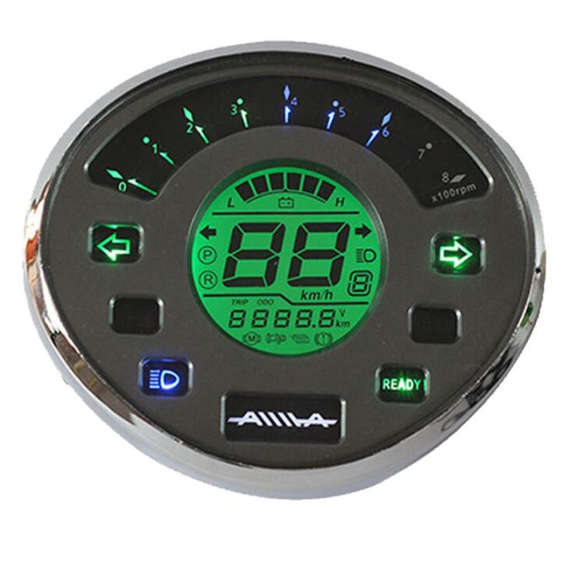 Normal Problems of Electric Vehicle Speedometer